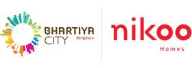 Bhartiya City -logo