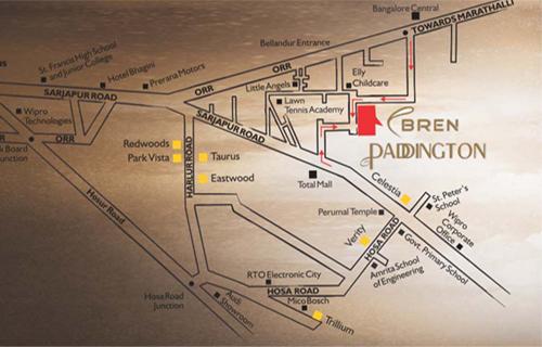 Bren Paddington