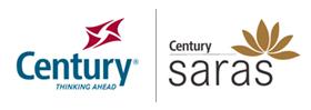 Century Saras-logo