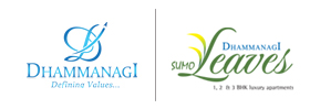 Dhammanagi Sumo Leaves-logo