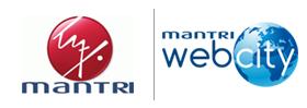 Mantri Web City-logo