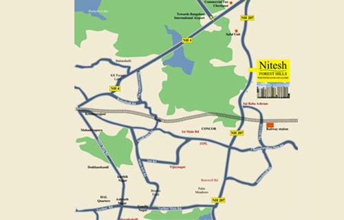 Nitesh Forest Hills