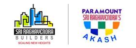 Paramount Ragavendra Akash-logo