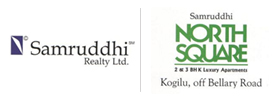 Samruddhi North Square-logo