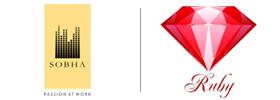 Sobha Ruby-logo