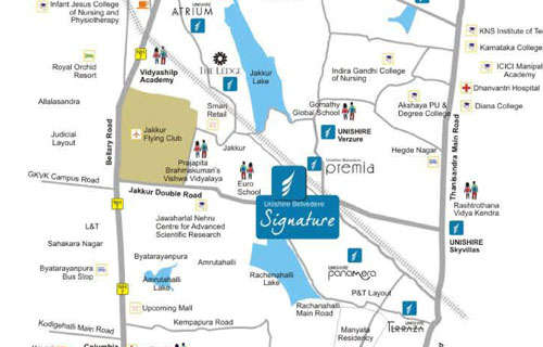 Unishire Belvedere Signature