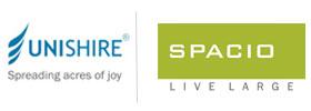 Unishire Spacio-logo