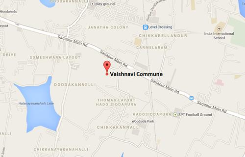 Vaishnavi Commune