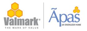 Valmark Apas-logo