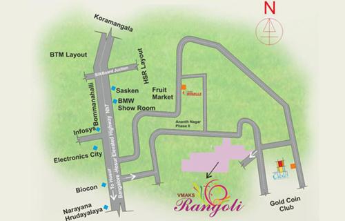Vmaks Rangoli
