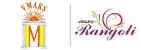 Vmaks Rangoli-logo